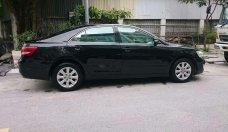 Cần bán gấp Toyota Camry đời 2007, màu đen giá 420 triệu tại Hà Nội