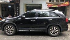 Xe Kia Sorento GATH sản xuất năm 2015, màu đen xe gia đình   giá 686 triệu tại Tp.HCM