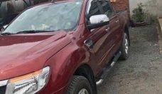 Cần bán lại xe Ford Ranger XLT đời 2015, màu đỏ  giá 410 triệu tại Tp.HCM