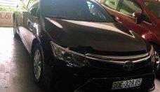 Bán Toyota Camry đời 2016, màu đen giá 830 triệu tại Hà Nội