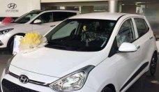 Cần bán xe Hyundai Grand i10 sản xuất năm 2019, màu trắng giá 330 triệu tại Tp.HCM