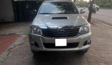 Bán xe Toyota Hilux 2.5 E sản xuất 2014, xe nhập khẩu giá 465 triệu tại Hà Nội