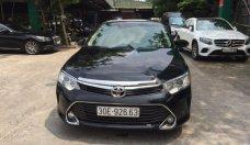 Chính chủ bán xe Toyota Camry 2.0E đời 2017, màu đen giá 835 triệu tại Hà Nội