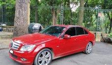 Bán Mercedes C200 đời 2010, màu đỏ như mới, giá tốt giá 500 triệu tại Hà Nội