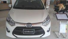 Bán Toyota Wigo 1.2AT, màu trắng, khuyến mãi tốt, thanh toán 100 triệu nhận ngay xe giá 385 triệu tại Tp.HCM