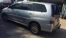 Cần bán lại xe Toyota Innova 2.0E 2013, màu bạc   giá 480 triệu tại Hà Nội