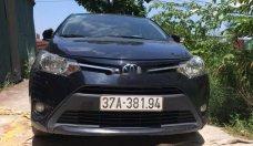 Bán Toyota Vios 1.5E 2017, màu đen, nhập khẩu giá 425 triệu tại Hà Nội