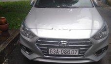 Bán xe Hyundai Accent 2018, màu bạc giá 520 triệu tại Tp.HCM