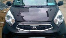 Cần bán xe Kia Morning Si AT năm sản xuất 2017, màu nâu, giá chỉ 350 triệu giá 350 triệu tại Tp.HCM