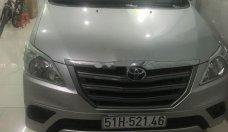 Bán Toyota Innova đời 2015, màu bạc giá 530 triệu tại Tp.HCM