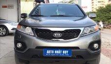 Cần bán xe Kia Sorento GAT 2.4L 4WD đời 2013, màu xám giá 565 triệu tại Hà Nội