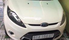 Bán Ford Fiesta đời 2011, màu trắng chính chủ, giá 330tr giá 330 triệu tại Tp.HCM