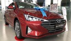 Bán xe Hyundai Elantra năm sản xuất 2019, màu đỏ giá cạnh tranh giá 580 triệu tại Long An