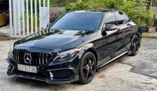 Bán Mercedes C300 AMG đời 2015, màu đen, chính chủ giá 1 tỷ 350 tr tại Tp.HCM