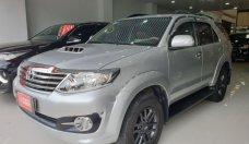 Bán Toyota Fortuner 2.5G 2016, màu bạc số sàn, 865 triệu giá 865 triệu tại Tp.HCM