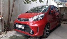 Cần bán Kia Morning sản xuất 2015, màu đỏ chính chủ giá 338 triệu tại Hà Nội