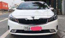 Bán xe Kia Cerato AT đời 2016, màu trắng giá 548 triệu tại Hải Phòng
