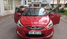 Bán xe Hyundai Accent sản xuất 2014, màu đỏ chính chủ, giá 455tr giá 455 triệu tại Hà Nội