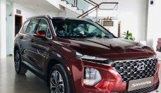 Bán Hyundai Santa Fe Premium 2.2L HTRAC sản xuất năm 2019, màu đỏ giá 1 tỷ 245 tr tại Tp.HCM