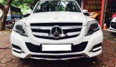 Bán xe Mercedes GLK 250 2.0AT sản xuất 2014, màu trắng chính chủ giá 1 tỷ 80 tr tại Hà Nội