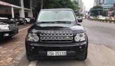 Cần bán lại xe LandRover Range rover năm 2010, màu đen, nhập khẩu chính hãng giá Giá thỏa thuận tại Hà Nội