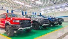 Siêu bán tải Ranger Raptor 2021 tặng ngay gói phụ kiện hấp dẫn giá 1 tỷ 204 tr tại Tp.HCM