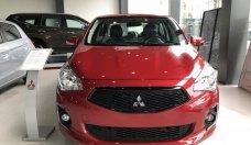 Cần bán Mitsubishi Attrage màu đỏ, nhập khẩu, lợi xăng 5L/100km. Cho vay đến 80% - LH: 0905.91.01.99 giá 475 triệu tại TT - Huế