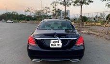 Cần bán lại xe Mercedes C200 đời 2015, màu xanh lam giá 1 tỷ 29 tr tại Hà Nội