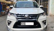 Cần bán Toyota Fortuner đời 2017, màu trắng, nhập khẩu   giá 1 tỷ 30 tr tại Tp.HCM