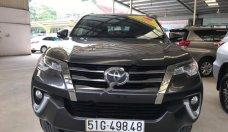 Bán Toyota Fortuner đời 2017, màu xám, nhập khẩu giá 1 tỷ 60 tr tại Tp.HCM
