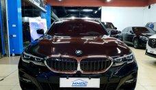 Cần bán gấp BMW 3 Series 330i M Sport năm 2019, màu đen, nhập khẩu giá 2 tỷ 330 tr tại Hà Nội