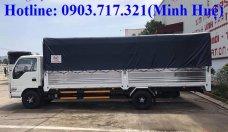 Xe tải Isuzu VM 1T9 - 1900Kg (xe tải NK490SL) thùng dài 6.2m. Gía xe tải Isuzu VM 1T9 giá 560 triệu tại Bình Dương
