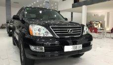 Bán xe Lexus GX470 đời 2009, màu đen, xe nhập giá 1 tỷ 230 tr tại Hà Nội