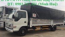Bán xe tải 1T9 thùng dài 6m2. Chuyên bán xe tải thùng dài 6m2 chạy vào thành phố ban ngày giá 540 triệu tại Tp.HCM