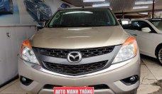Bán xe Mazda BT 50 3.2L AT đời 2015, màu vàng, giá tốt giá 520 triệu tại Hà Nội
