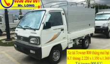 Xe tải Thaco Towner 800 mới 100% đời 2020 hỗ trợ trả góp 70% tại Đà Nẵng giá 161 triệu tại Đà Nẵng