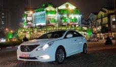 Cần bán xe Hyundai Sonata 2.0 AT đời 2013, màu trắng, xe nhập, 589 triệu giá 589 triệu tại Hà Nội