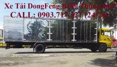 Xe tải DongFeng B180 thùng kín 9m7 - Xe tải DongFeng 7T5 thùng kín 9m7 DongFeng B180 giá 910 triệu tại Bình Dương