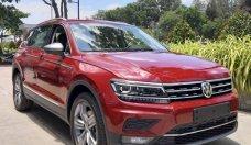 Cần bán xe Volkswagen Tiguan Allspace, màu đỏ, xe Đức nhập khẩu chính hãng, đang tặng trước bạ 173tr giá 1 tỷ 749 tr tại Tp.HCM
