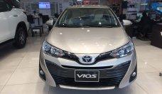 Cần bán Toyota Vios 1.5G đời 2020, màu vàng cát, giá tốt nhất giá 570 triệu tại Hà Nội
