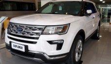 Bán Ford Explorer Limited đời 2020, màu trắng, xe nhập từ Mỹ giá 1 tỷ 939 tr tại Tp.HCM