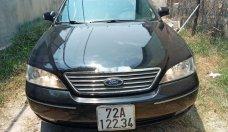 Bán xe Ford Mondeo sản xuất năm 2003, màu đen, nhập khẩu, giá 143tr giá 143 triệu tại Tp.HCM