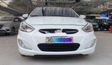 Cần bán gấp Hyundai Accent đời 2015, màu trắng, nhập khẩu nguyên chiếc giá 435 triệu tại Hà Nội