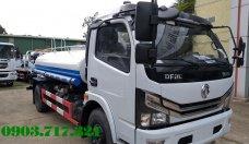 Bán xe bồn 5 khối chở nước hiệu DongFeng- Gía bán xe bồn DongFeng 5 khối chở nước giá 560 triệu tại Kiên Giang