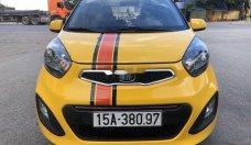 Bán xe Kia Morning 2013, màu vàng giá 186 triệu tại Hải Phòng