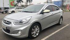 Cần bán xe Hyundai Accent bản số sàn sản xuất năm 2014, màu bạc giá 356 triệu tại Vĩnh Phúc