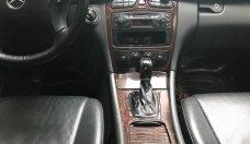 Bán ô tô Mercedes C200 2003, màu đen chính chủ giá cạnh tranh giá 240 triệu tại Tp.HCM