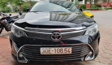 Cần bán lại xe Toyota Camry 2.5 Q đời 2015, màu đen, giá siêu tốt giá 850 triệu tại Hà Nội