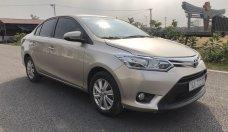 Cần bán lại xe Toyota Vios G sản xuất 2014, màu vàng cát, xe chính chủ giá 422 triệu tại Vĩnh Phúc