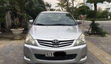 Bán Toyota Innova AT đời 2010, màu bạc số tự động, giá tốt giá 350 triệu tại Đà Nẵng